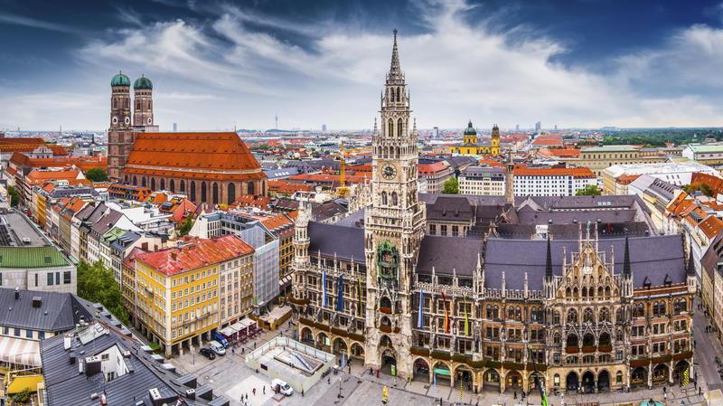Monachium wyjazd